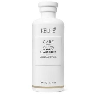 Шампунь Шелковый уход/ CARE Satin Oil Shampoo