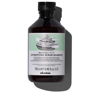 Детоксирующий шампунь-скраб - Natural Tech Detoxifying  scrub Shampoo 250 ml