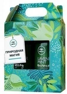 Набор Lavender mint  ( шампунь 300 мл + кондиционер 300 мл )