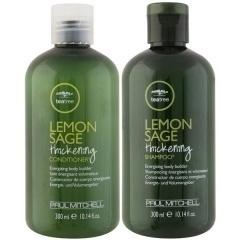 Lemon Sage Thickening Conditioner 300ml (Объёмообразующий кондиционер с маслом чайного дерева, экстр