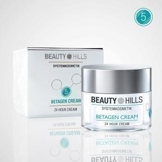 Betagen Cream - Увлажняющий крем для лица, 50 мл