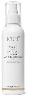 Масло-молочко для волос Шелковый уход/ CARE Satin Oil - Oil Milk (Keune 21318)