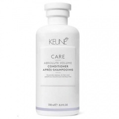 Кондиционер Абсолютный объем/ CARE Absolute Vol Conditioner (Keune 21348)