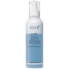 Двухфазный Кондиционер-спрей Кер. комплекс/ CARE Keratin Smooth 2 Phase Spray (Keune 21361)